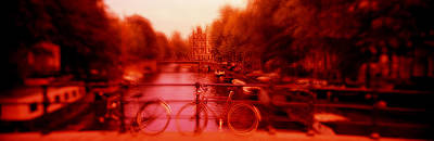 Netherlands, Amsterdam Art Print by Panoramic Images