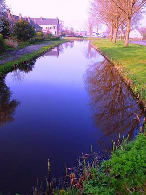 Wall Art - Photograph - Netherlands Calm by Jackie and Noel Parry