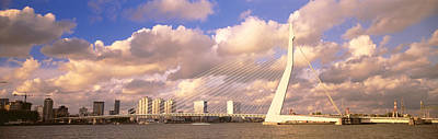 Maas Photograph - Netherlands, Holland, Rotterdam by Panoramic Images