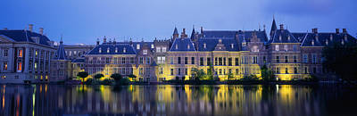 Netherlands, The Hague Art Print by Panoramic Images
