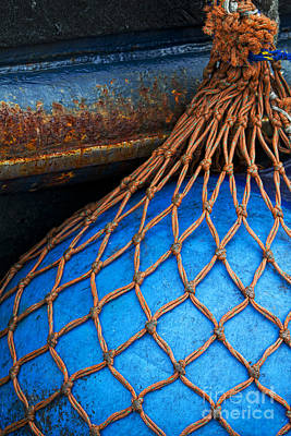 Photograph - Nets And Knots Number One by Elena Nosyreva