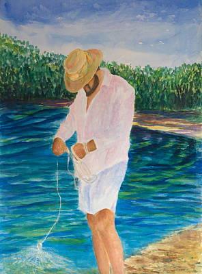 Netting Original by Yolanda DeCosta