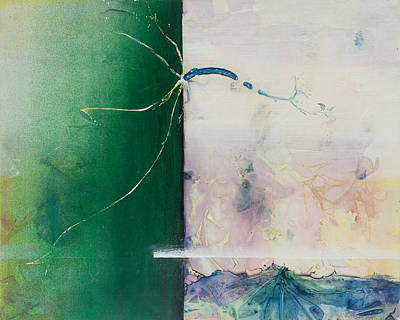 Abstact Landscapes Painting - Neuron by Paul Brink
