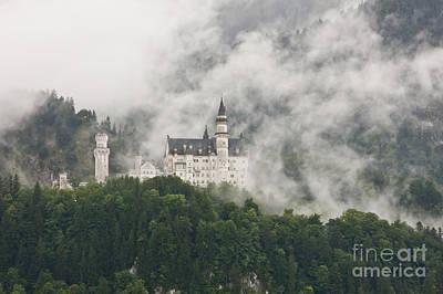 Neuschwanstein Castle II Art Print
