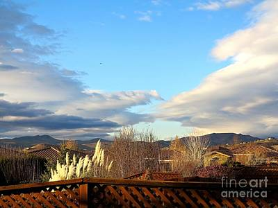 Photograph - Nevada Clouds And Beauty by Phyllis Kaltenbach