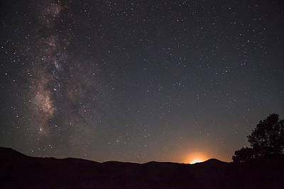 Photograph - Nevada Nights II by Ryan Heffron