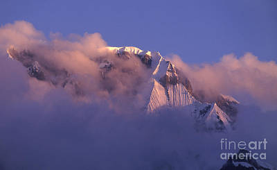 Photograph - Nevado Ausangate Sunset Peru by Craig Lovell