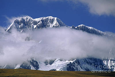 Photograph - Nevado Auzangate Peru by Craig Lovell