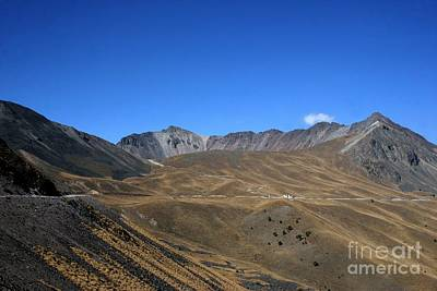 Photograph - Nevado De Toluca Mexico by Francisco Pulido