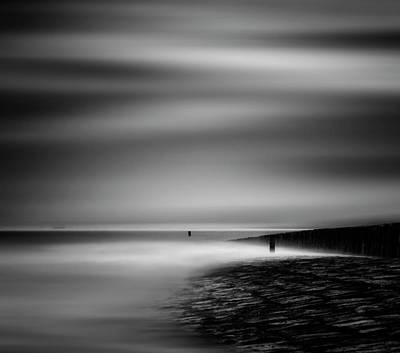 North Sea Wall Art - Photograph - Never Ceasing Whisper Of The Sea by Yvette Depaepe