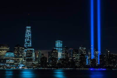Photograph - Never Forget II 9-11 by Jed Smith