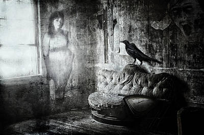 Photograph - Nevermore by Joshua Minso