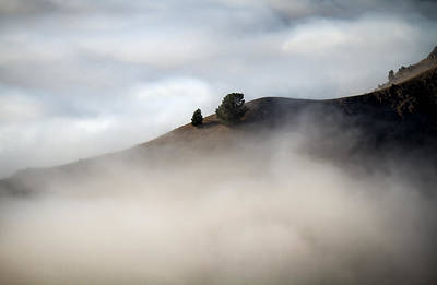Photograph - Nevis Valley by Brad Grove