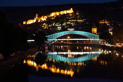Reflection Photograph - New And Old by Ivan Slosar