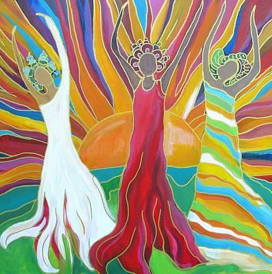 New Beginnings Original by Kelly Simpson