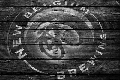 Hop Photograph - New Belgium Brewing by Joe Hamilton