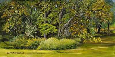 New Britain Woods Original by Aurelia Nieves-Callwood