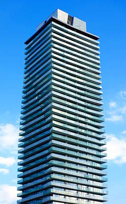 Featured Tapestry Designs - New Condominium Building by Valentino Visentini