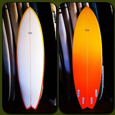 Photograph - New #custom #quad #sanclemente by Paul Carter