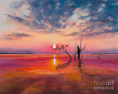 Painting - New Dawn by Jeanette French