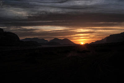 Photograph - New Dawn Over Arabia by Munir El Kadi