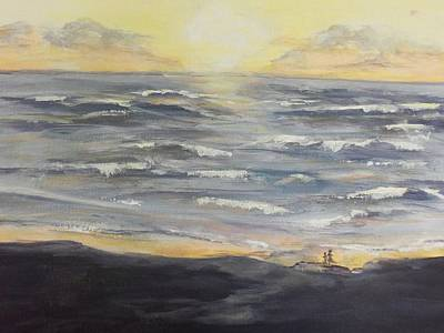 Painting - New Day by Maureen Pisano