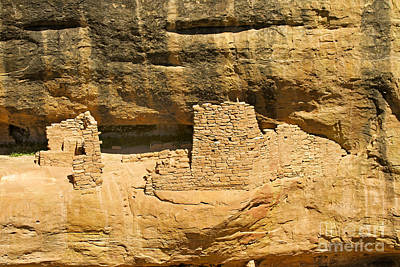 Photograph - New Fire House Mesa Verde National Park by Fred Stearns