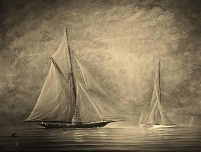 Painting - New Horizons by Joseph   Ruff
