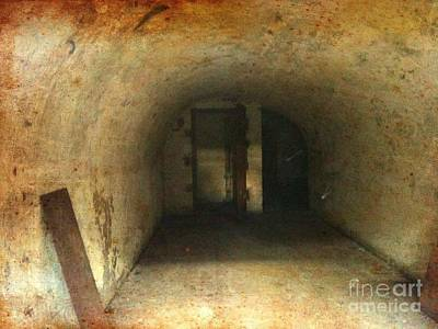 Photograph - New Jersey Military Cave by Denise Tomasura