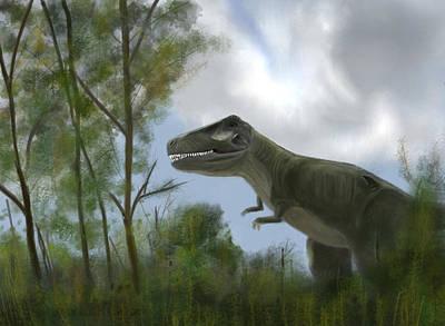 New Jersey Tyrannosaurus Original
