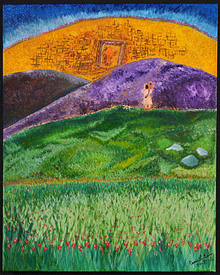 Painting - New Jerusalem by Cassie Sears