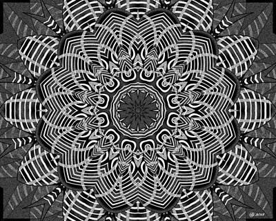Digital Art - New Journey Tile Print 2 by Brian Johnson