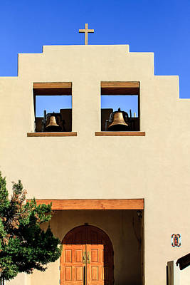 Photograph - New Mexico Church by Ben Graham