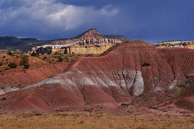 Photograph - New Mexico Lamndscape 3 by Robert Lozen
