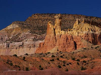 Photograph - New Mexico Landscape 1 by Robert Lozen
