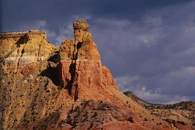 Photograph - New Mexico Landscape 7 by Robert Lozen
