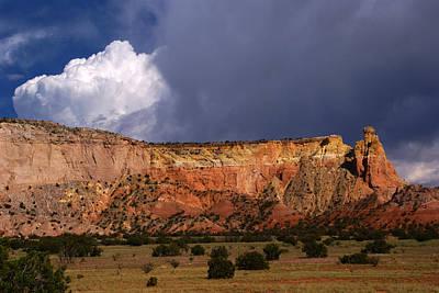 Photograph - New Mexico Landscape 8 by Robert Lozen