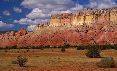 Photograph - New Mexico Landscape by Robert Lozen