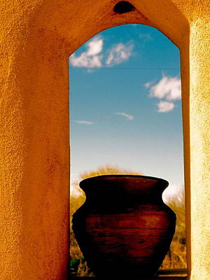 Photograph - New Mexico Pot by David Flitman
