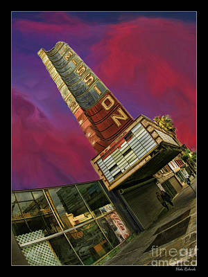 Photograph - New Mission Theater San Francisco by Blake Richards