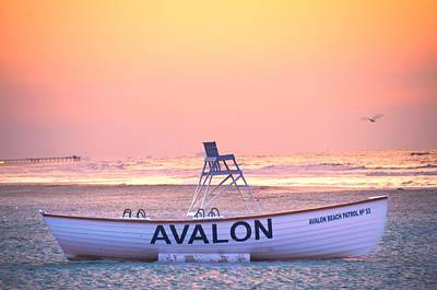 Atlantic Photograph - New Morning In Avalon by Bill Cannon