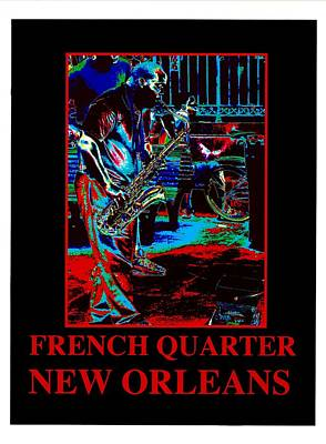 New Oleans-01 Art Print