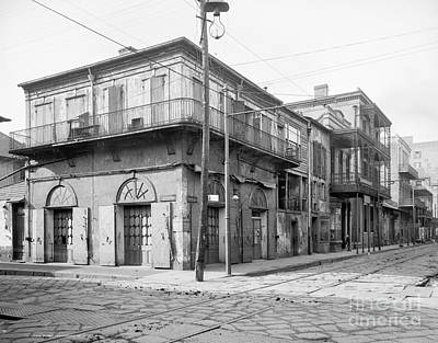 Photograph - New Orleans: Bar, C1905 by Granger