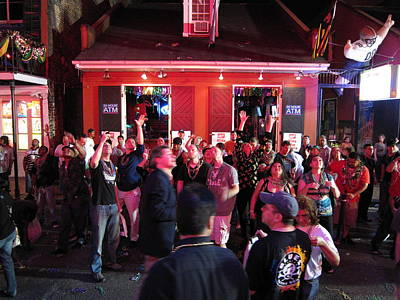 News Photograph - New Orleans - City At Night - 121223 by DC Photographer