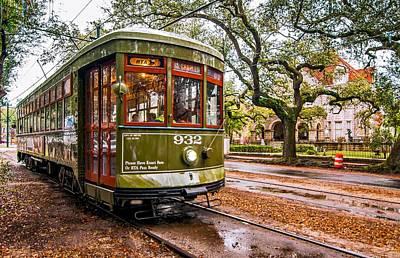 Live Oak Photograph - New Orleans Classique by Steve Harrington