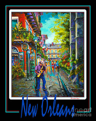 New Orleans Art Print by Dianne Parks