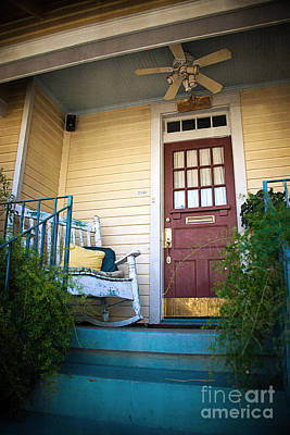 New Orleans Doorway Original by Joan McCool
