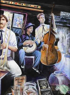 New Orleans Fritzel's Jazz 1 Original