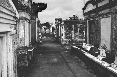 Photograph - New Orleans Lafayette Cemetery by Christine Till