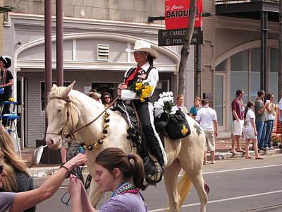 La Photograph - New Orleans - Mardi Gras Parades - 1212141 by DC Photographer